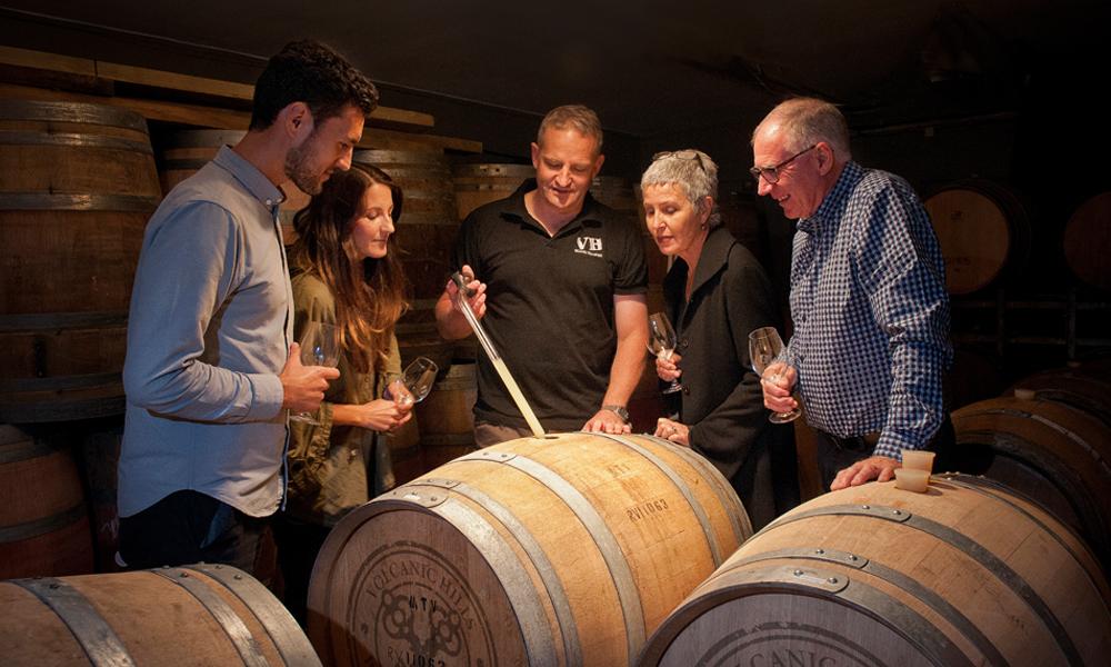 rotorua winery tours