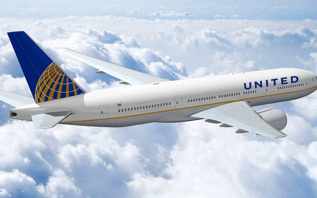 World Leading Carrier; United Airlines, selects local made wine from Volcanic Hills for  First Class